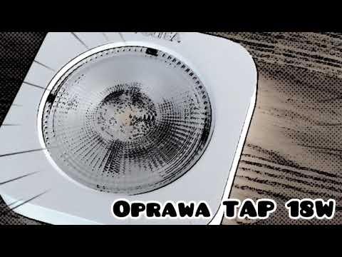 Oprawa LED natynkowa TAP 18W