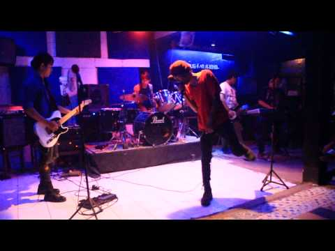 ANUKU live Perform @BabyBlues Cafe