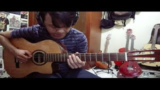 BEBAS (OST.Bebas) - Iwa K,Sheryl Sheinafia,Maizura (Music Guitar Cover)