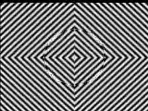 Cool Optical Illusion. - YouTube  Cool Optical Il...