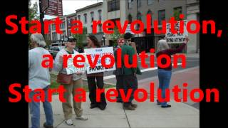 Start A Revolution Lyrics ~ Reboot The System