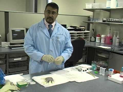 Superficial Fine Needle Aspiration Biopsy Technique, Dr. Robert Oliai PART 1
