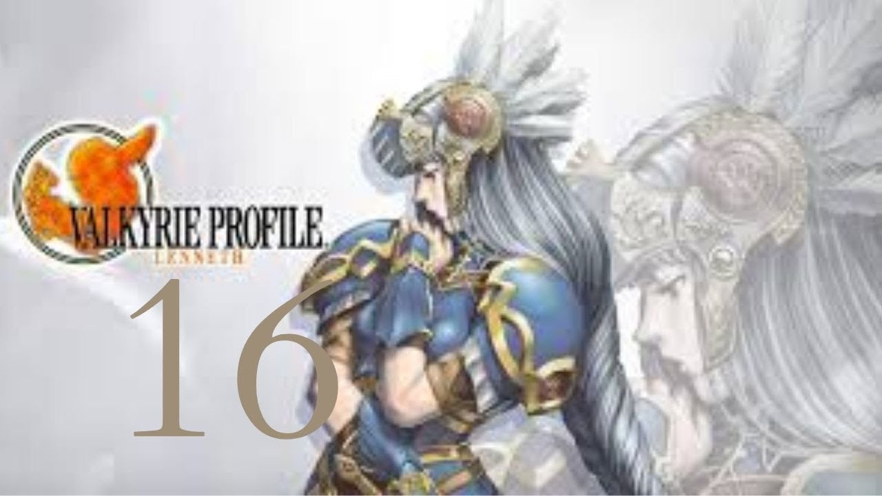Valkyrie Profile Playthrough Part 16 Salerno Academy:Flowers and Acids