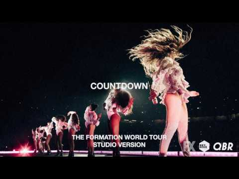 Beyoncé - Countdown (Live at The Formation World Tour Studio Version)