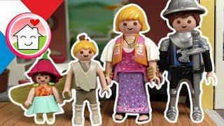 Playmobil en francais La famille Hauser – 4 styles  - Jouets pour enfants