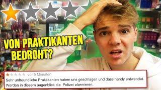 EINKAUFEN im SCHLECHTESTEN SUPERMARKT meiner Stadt! (Hilfe..)