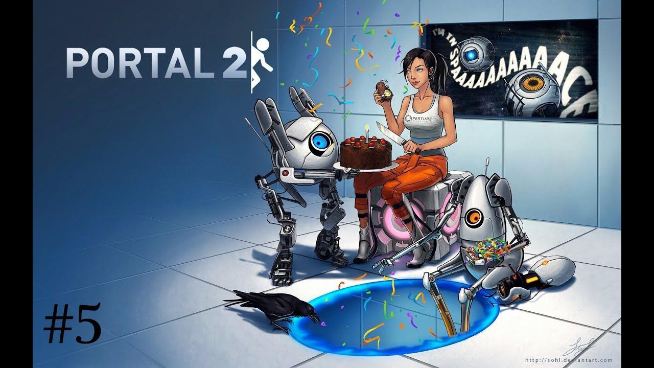Portal 2 5 Potato Battery