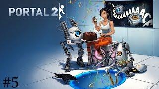 Portal 2: #5 Potato Battery