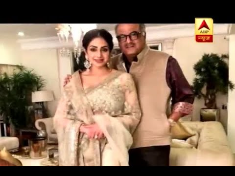 Last pictures of Sridevi Kapoor during her nephew's wedding in Dubai