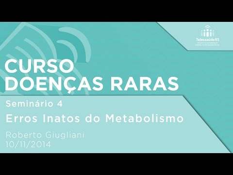 Erros Inatos de Metabolismo
