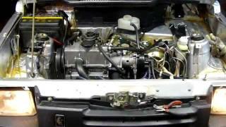 """ОКА с двигателем """"противофазник"""""""