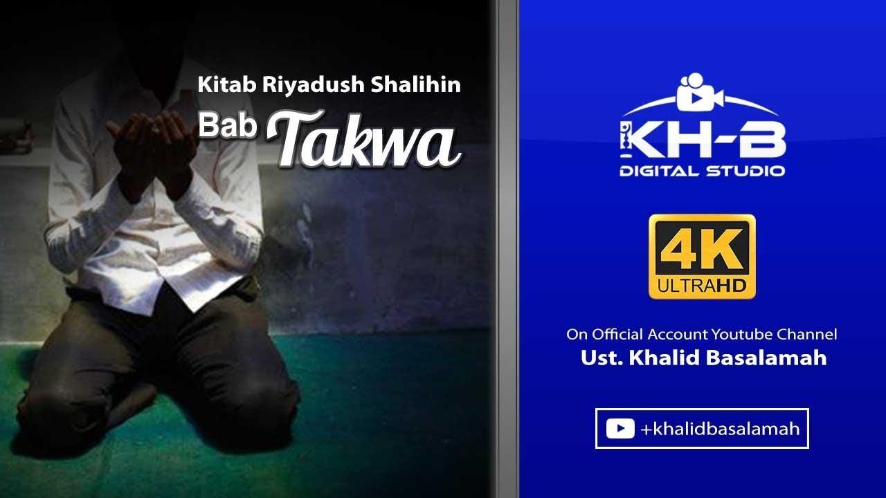 Riyadush Shalihin – Bab Taqwa | Astaghfirullah