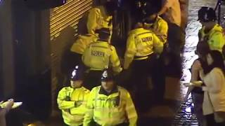 Gang of Norfolk Police officers assault an innocent young man
