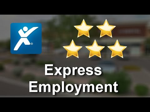 Express Employment Professionals of Mesa, AZ |Impressive Five Star Review by Shannon P.