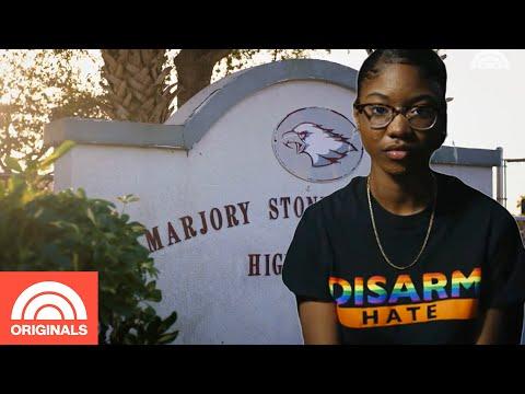 Parkland School Survivor On One Year After Mass Shooting | TODAY Originals Mp3