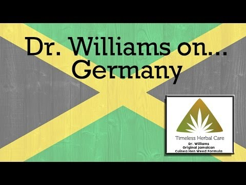 Timeless Herbal Care Dr Williams Germany