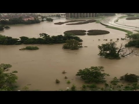 'Catastrophic Flooding' Hits Houston, Texas | NBC News