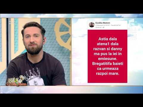 Răzvan şi Dani, amenințați pe Facebook de un agramat: