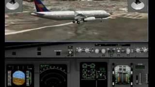 TACA 390 Crash Tegucigalpa FOQA