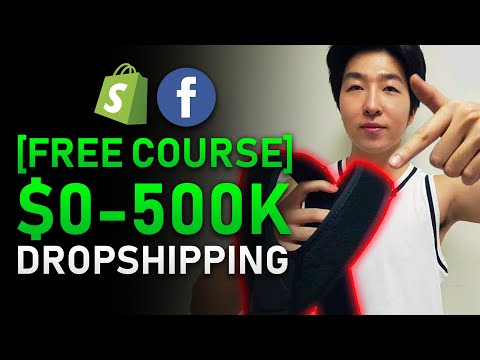 [Free Course] $0-500K in 60 Days Dropshipping (Shopify & Facebook Ads) thumbnail