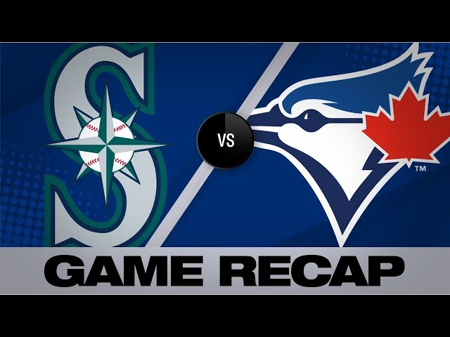 Kikuchi tosses 1st shutout in 7-0 win | Mariners-Blue Jays Game Highlights 8/18/19