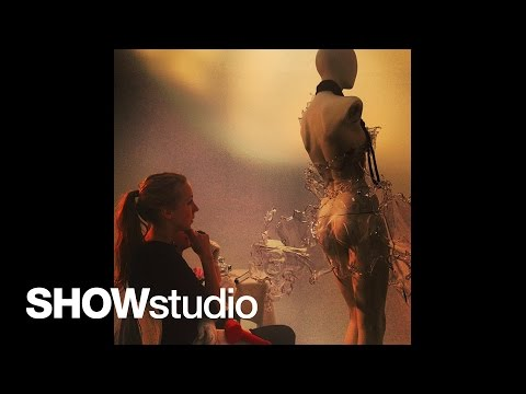 SHOWstudio / Iris Van Herpen: Splash! - Process Film