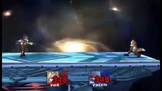 Falco vs. Fox Sudden Death