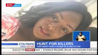 Police confirm they have in custody one of the prime suspects in the murder of Monica Kimani