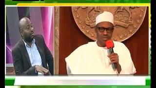 Gambar cover TVC News Nigeria 26th April, 2018 | House of Reps to summon President Buhari