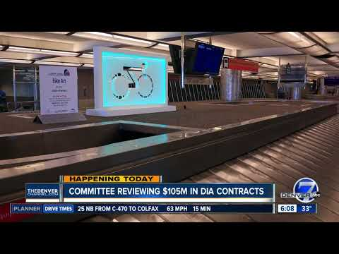 Denver city council committee to look at $105 million proposal to improve inner workings of DIA