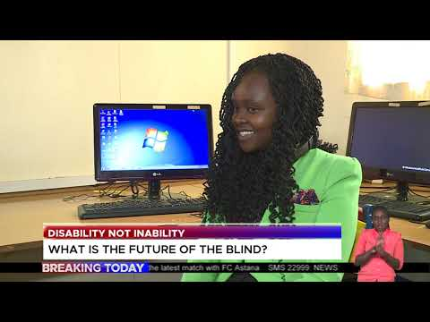 Assistive Technology For The Blind