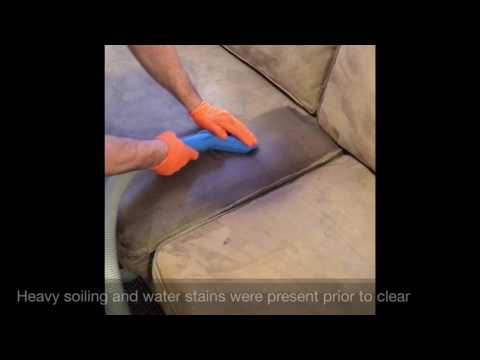 Upholstery Cleaning  | Pacific Mist Carpet Cleaning