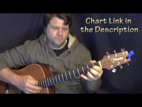 Living On Love (Alan Jackson) Guitar Chord Chart