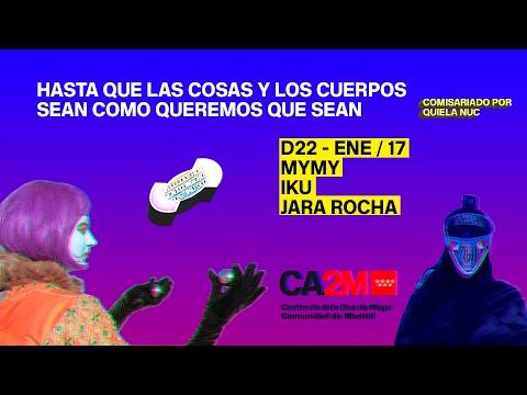 Charla con Jara Rocha / SOMOS EL VIRUS DEL NUEVO DESORDEN MUNDIAL. SUCK MY CODE