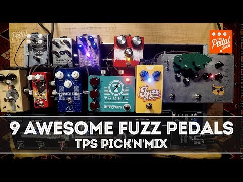 9 Awesome Fuzz Pedals: ZVex, Greer, Fredric, Fender & More – TPS Pick'N'Mix