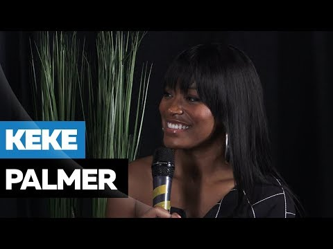 Keke Palmer Talks Doing Her Own Stunts +  Changing The Idea Of Being A Celebrity
