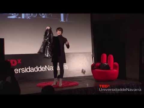 El asombro como materia prima: Lupe de la Vallina at TEDxUniversidaddeNavarra
