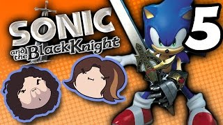 Sonic and the Black Knight: Rich with Rings - PART 5 - Game Grumps