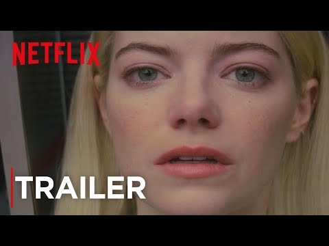 Maniac   Tráiler [HD]   Netflix