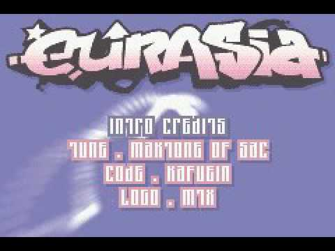 Eurasia- Cracktro 9 -GBA Cracktro