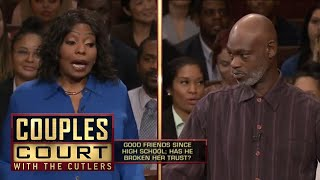 Woman Believes Husband Has Been Shopping Around With Grocery Clerk (Full Episode)   Couples Court