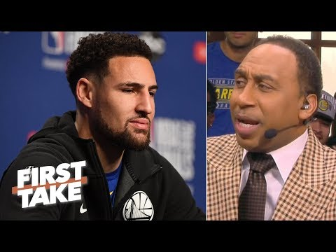 DJ Slab 1 - Warriors will 'smoke' Raptors in Game 3, Klay Thompson key to NBA Finals