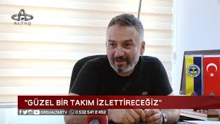 ALTAŞ TV SPOR HABER 11 08 2019