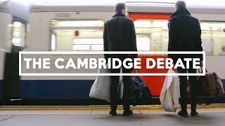 The Cambridge Debate thumbnail