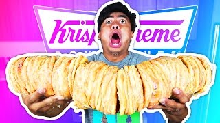 100 LAYERS OF DONUTS!