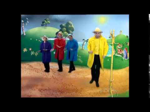 The Wiggles - Hat On My Head (1999)