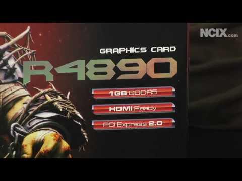 ATI Radeon HD 4890 (NCIX Tech Tips #37)