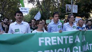 La plataforma Más País acude a la manifestación por el clima