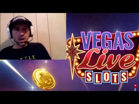 VEGAS LIVE SLOTS Free Casino Slot Machine Game By PlayDog | Android / IOS Gameplay Youtube YT Video