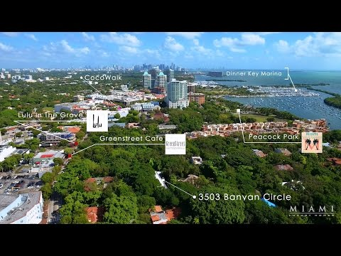 "Coconut Grove's ""Hammock House"""